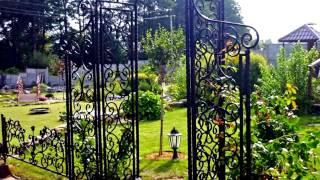 Садовая арка пергола в саду ковка из металла, изготовление в Днепропетровске(, 2017-05-16T10:26:34.000Z)