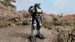 Fallout New Vegas   #13   Awesome Power Armor T60