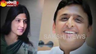 It May Be Dimple Yadav And Priyanka Gandhi Wh...