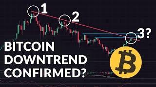Bitcoin to Drop More?