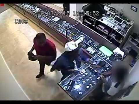 Armed Robbery Lucky Diamond at 2770 Lenox Rd.