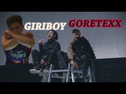 GIRIBOY acrnm Ft Goretexx - MV Reaction (MINDBLOWN!)