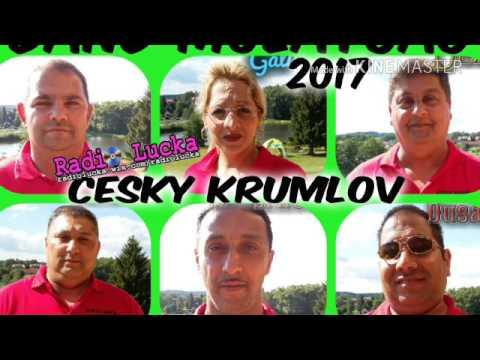 Mulatcag Band Cesky Krumlov nova skupina 2017