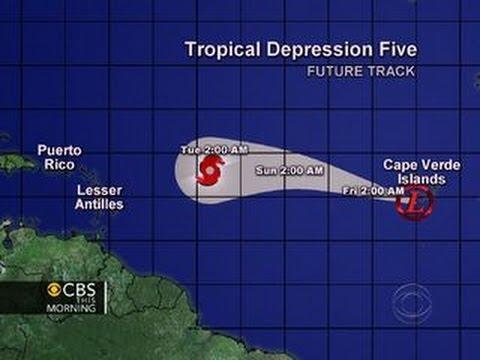 Atlantic, Caribbean Weather Brewing As Hurricane Season Ramps Up