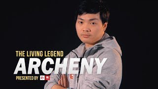 The LIVING LEGEND : Archeny by Garena LIVE
