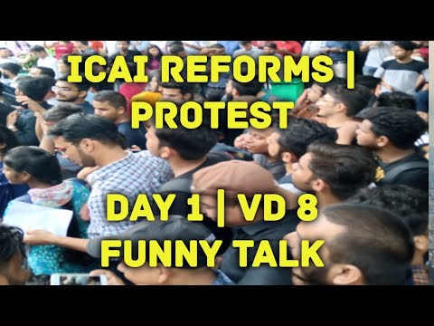 ICAI REFORMS | Funny Talk