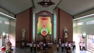 Lễ Khai Giảng Năm học Giáo lý 2013-2014 & Chào Mừng Tân Huynh Trưởng - 11 Aug 2013
