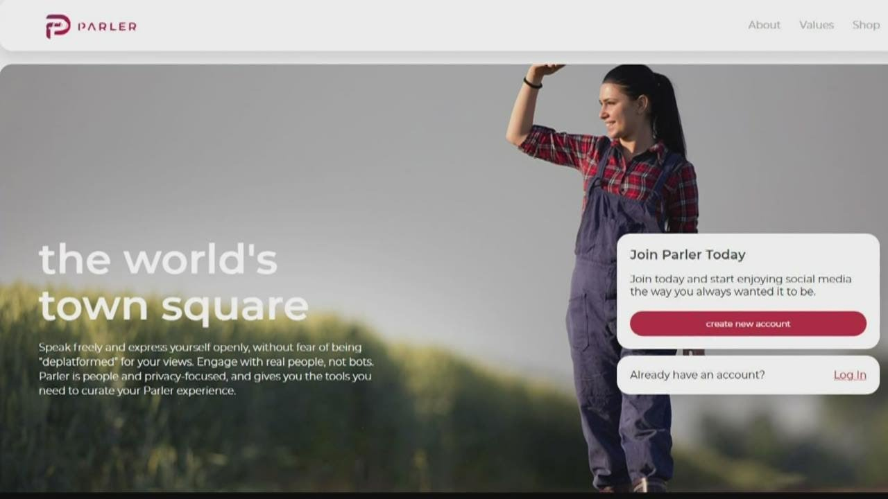 Google Removes Parler From Its App Store, Apple Warns it Could ...