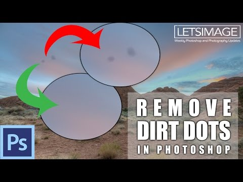 How to Remove Spots in Photoshop   Photoshop Quick Tip