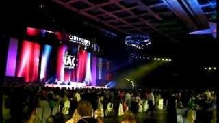 Банкет Директоров Орифлейм 2011 года.mp4(Ежегодное мероприятие чествования новых директоров, проводимое в Москве в спорткомплексе