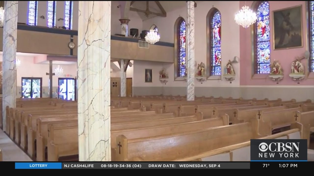 St  Agnes Roman Catholic Church Robbed 3 Times