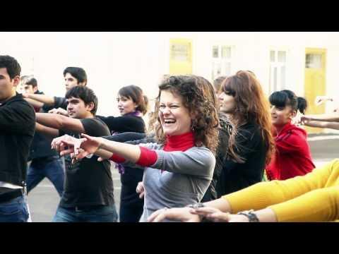 Madagascar Flashmob Training # 3 | FLASHMOB Azerbaijan