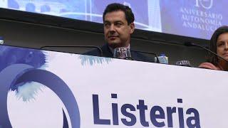 Moreno destaca el nivel de profesionales de sanidad pública andaluza