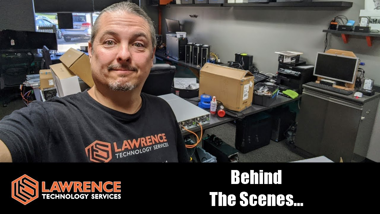 Day in the Life IT Business / Behind The Scenes at Lawrence Systems & Looking for Feedback