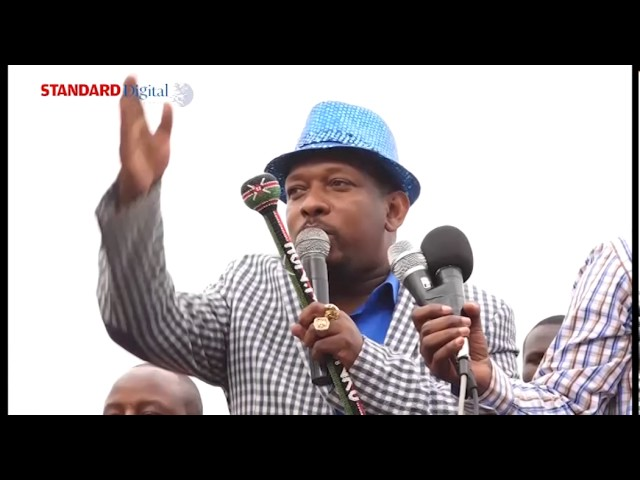 Image result for Sonko: Jubilee Party plotting to lock me out of nominations