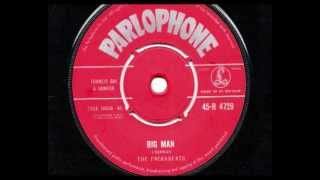 The Packabeats - Big Man - 1961 45rpm