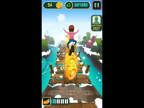 Subway Rush Runner   Android Gameplay   Friction Games
