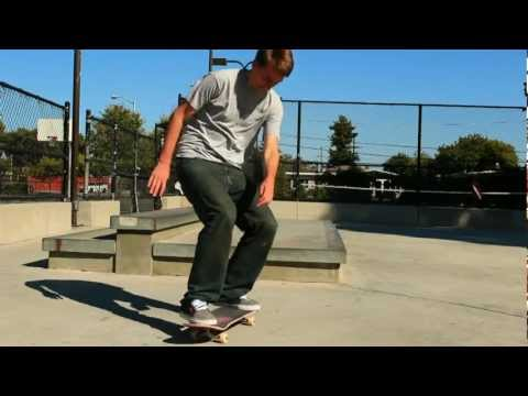HOW TO NOLLIE THE EASIEST WAY TUTORIAL