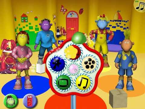 Tweenies Ready To Play (PC Game)