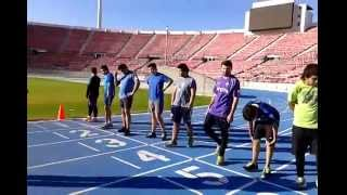 Test de Naveta | Estadio Nacional De Chile.