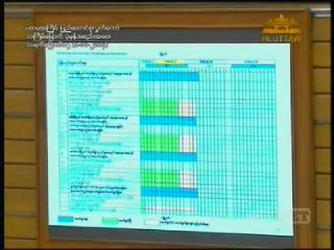 Action Plan of Rakhine State - Part 1