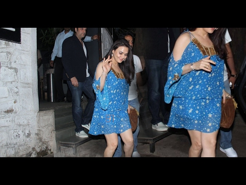 What happened to Preity  Zinta after Marriage ?