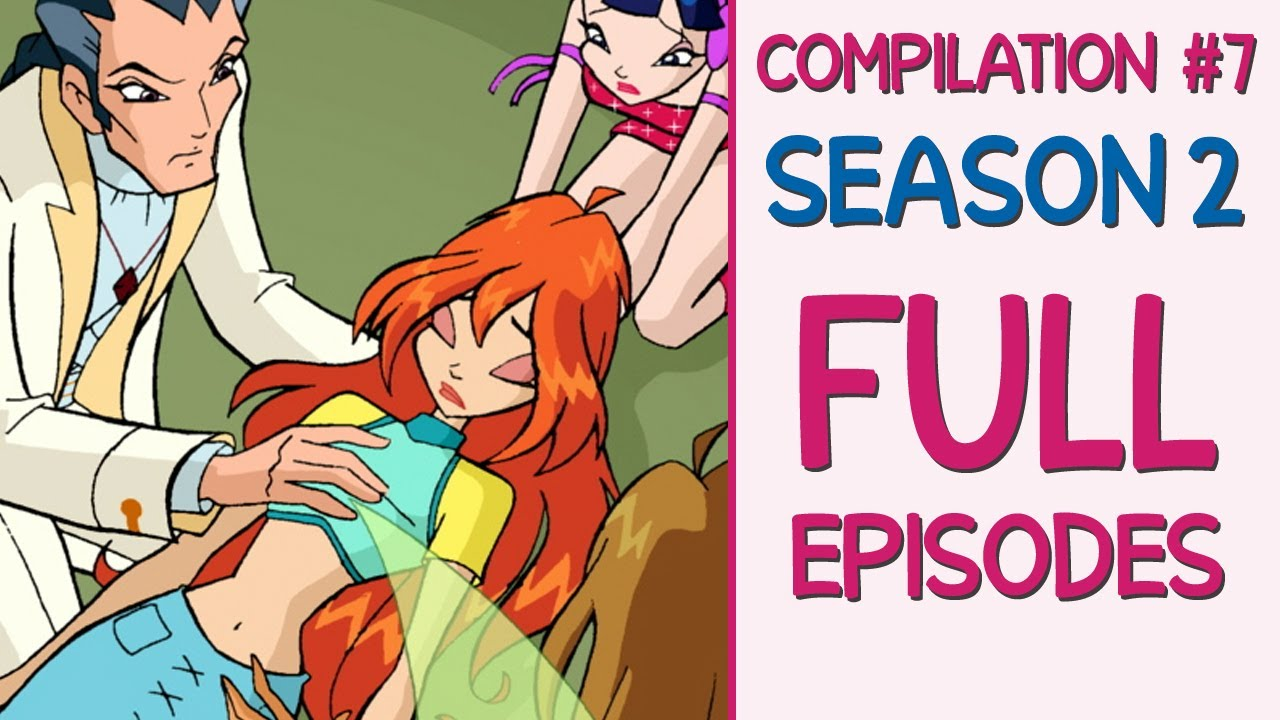 Download Winx Club - Season 2 Full Episodes [19-20-21] REMASTERED - Best Quality!