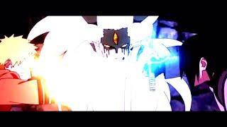 XXXTENTACION & Wifisfuneral - Dont Test Me (Remix) Naruto and Sasuke vs Momoshiki (AMV)