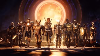 Marvel's Midnight Suns   Gameplay Reveal