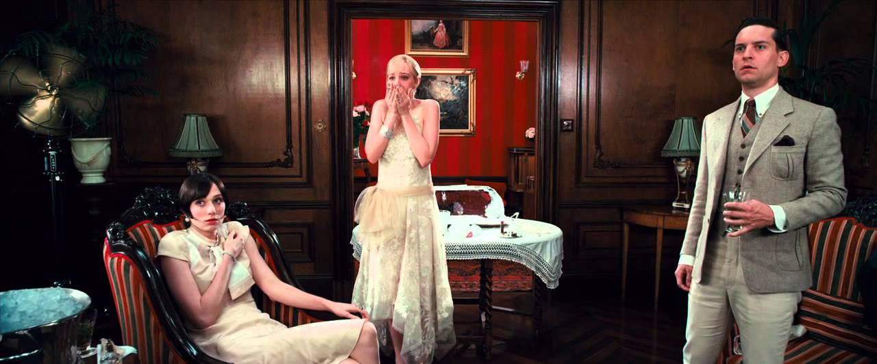 The Great Gatsby - Tomorrow Spot 1