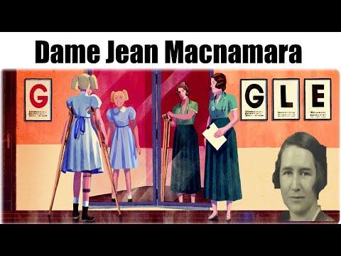 Who Was Dame Jean Macnamara Youtube