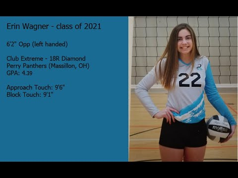 Erin Wagner 2019 Highlights Youtube