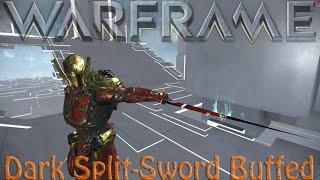 Warframe - Dark Split-Sword Buffed -=Crit Beast=-