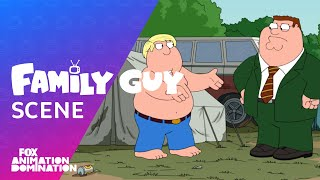 Peter Scolds Chris | Season 16 Ep. 16 | FAMILY GUY