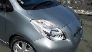 2008 Toyota Vitz RS 1500cc For Sale