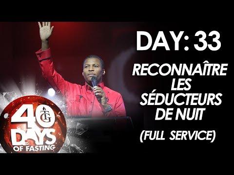 Pasteur Gregory Toussaint   40 DAY FAST - DAY 33   Reconnaître Les Séducteurs de Nuit