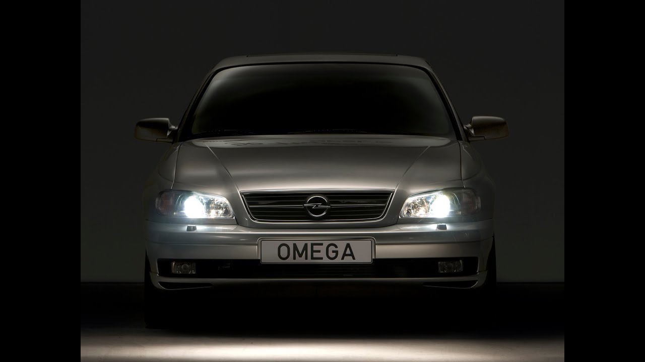 Vauxhall Omega Owner s Manual
