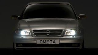 Обзор и Тест Драйв Opel Omega B 2.5 v6 АКПП