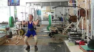 Маклаков Тимур, 13 лет, вк 46 Толчок  55 кг,  3 подхода