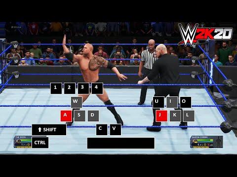 WWE 2K20 PC CONTROLS | THE BASICS