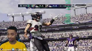 FlightReacts Plays Madden 21 Player Creation, The Yard + Makes OPPONENT RAGE QUIT In 1ST Time!