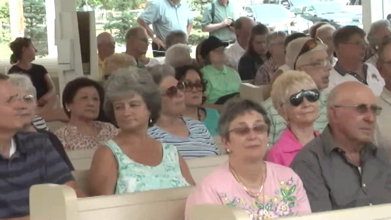 NYS KC at St. Anne's Shrine  7-15-12