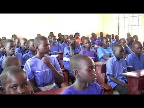 Children and Adults Learning through the South Sudan Interactive Radio Instruction