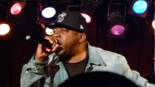 Phife Dawg - Steve Biko (Stir It Up) and Oh My God (1080p HD) - Live at BB King