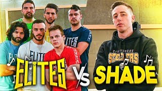 🎵 ELITES vs SHADE | BATTAGLIA FREESTYLE!