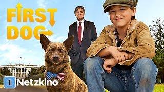 First Dog - Zurück nach Hause (Familienfilm, Hundefilm in voller Länge, ganze Film)
