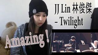 JJ Lin 林俊傑  – Twilight不為誰而作的歌  MV _ REACTION