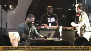 Robert Randolph @ Black Swamp Arts Festival