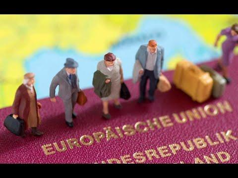 Получение гражданства ФРГ