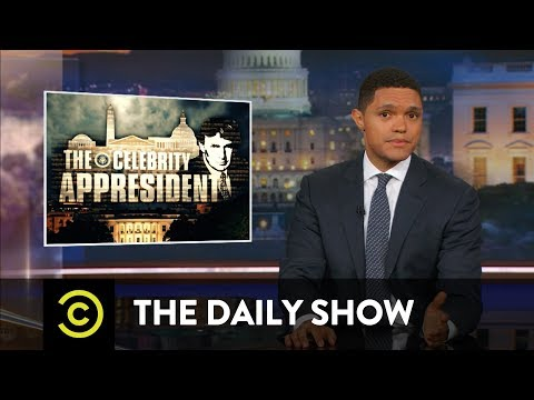 Thumbnail: Chaos in the White House: Scaramucci and Priebus Are Out - The Daily Show